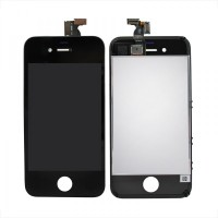 Ansamblu Display LCD + Touchscreen Apple iPhone 4 Negru Black . Ecran + Digitizer Apple iPhone 4 Negru Black