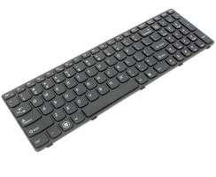 Tastatura Lenovo G580 . Keyboard Lenovo G580 . Tastaturi laptop Lenovo G580 . Tastatura notebook Lenovo G580