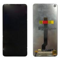 Ansamblu Display LCD + Touchscreen Samsung Galaxy A60 A606 Black Negru . Ecran + Digitizer Samsung Galaxy A60 A606 Negru Black