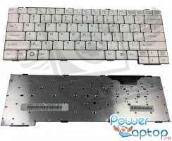 Tastatura Fujitsu Siemens LifeBook S6240 alba. Keyboard Fujitsu Siemens LifeBook S6240 alba. Tastaturi laptop Fujitsu Siemens LifeBook S6240 alba. Tastatura notebook Fujitsu Siemens LifeBook S6240 alba