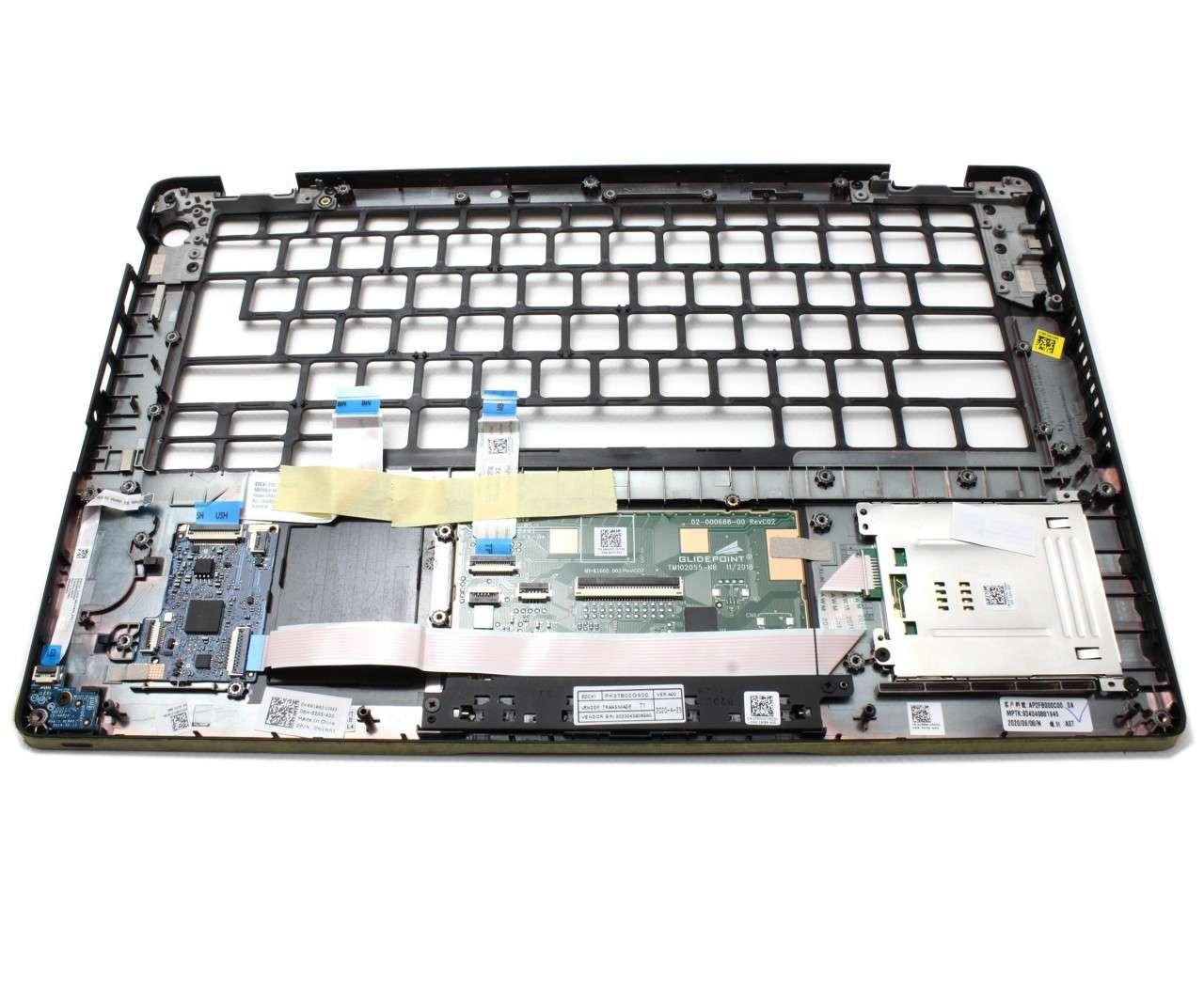 Palmrest Dell Latitude 5400 Gri cu touchpad imagine powerlaptop.ro 2021