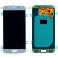 Ansamblu Display LCD + Touchscreen Original Service Pack Samsung Galaxy J5 2017 J530 Light Blue Albastru. Ecran + Digitizer Original Service Pack Samsung Galaxy J5 2017 J530 Light Blue Albastru