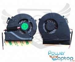 Cooler laptop Acer  60.EDM07.005. Ventilator procesor Acer  60.EDM07.005. Sistem racire laptop Acer  60.EDM07.005