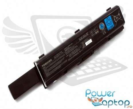 Baterie Toshiba Satellite A355d 9 celule Originala. Acumulator laptop Toshiba Satellite A355d 9 celule. Acumulator laptop Toshiba Satellite A355d 9 celule. Baterie notebook Toshiba Satellite A355d 9 celule