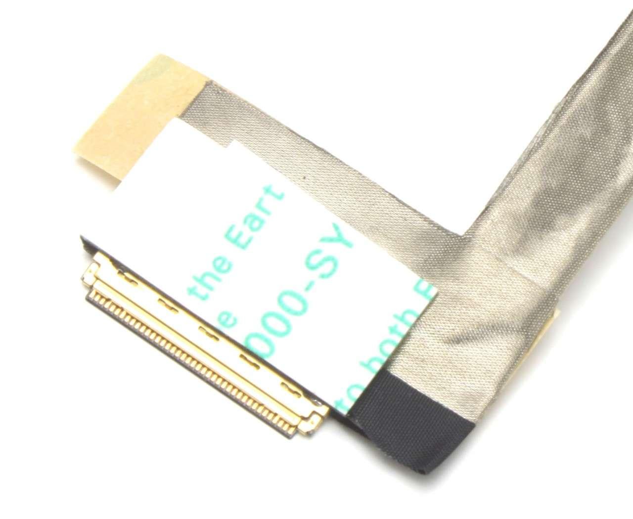 Cablu video LVDS Toshiba Satellite C665 LED imagine