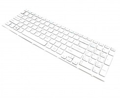 Tastatura Sony Vaio PCG 71912L alba. Keyboard Sony Vaio PCG 71912L alba. Tastaturi laptop Sony Vaio PCG 71912L alba. Tastatura notebook Sony Vaio PCG 71912L alba