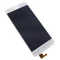 Ansamblu Display LCD + Touchscreen Huawei P8 Lite Smart TAG-L01 White Alb. Ecran + Digitizer Huawei P8 Lite Smart TAG-L01 White Alb