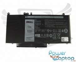 Baterie Dell Latitude E5450 Originala 62Wh. Acumulator Dell Latitude E5450. Baterie laptop Dell Latitude E5450. Acumulator laptop Dell Latitude E5450. Baterie notebook Dell Latitude E5450