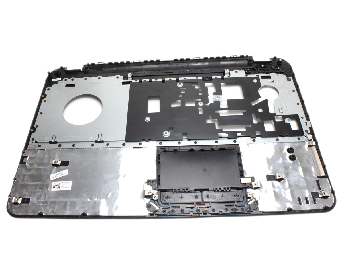 Palmrest Dell P4P4H Negru fara touchpad imagine powerlaptop.ro 2021
