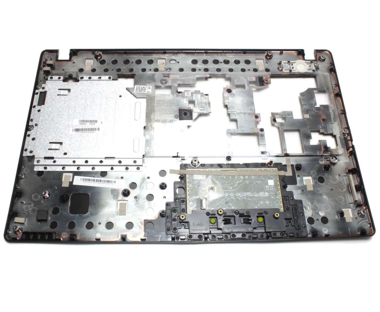 Palmrest Lenovo G585 Negru cu touchpad imagine powerlaptop.ro 2021