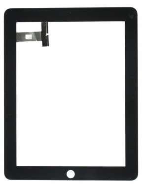 Digitizer Touchscreen Apple iPad 1 A1337 A1219 Negru. Geam Sticla Tableta Apple iPad 1 A1337 A1219 Negru