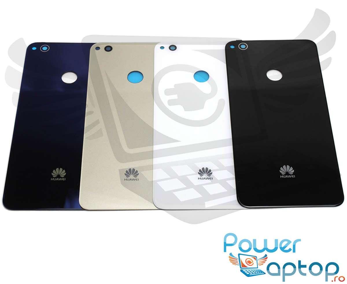 Capac Baterie Huawei P8 Lite 2017 Albastru Blue Capac Spate imagine 2021