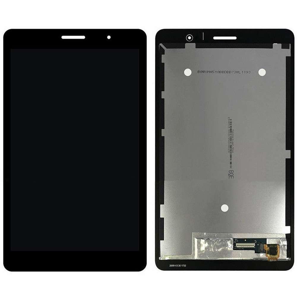 Ansamblu LCD Display Touchscreen Huawei MediaPad T3 7.0 3G BG2 U01 Negru imagine powerlaptop.ro 2021