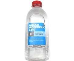 Alcool Izopropilic Pur Concentratie 85% 1L