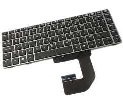 Tastatura HP  9Z.N6RUV.001 rama gri. Keyboard HP  9Z.N6RUV.001 rama gri. Tastaturi laptop HP  9Z.N6RUV.001 rama gri. Tastatura notebook HP  9Z.N6RUV.001 rama gri