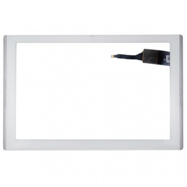 Digitizer Touchscreen Acer Iconia One 10 B3-A40 alb. Geam Sticla Tableta Acer Iconia One 10 B3-A40 alb
