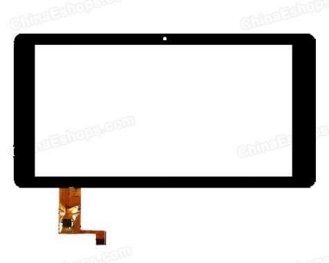 Digitizer Touchscreen Evolio Quadra. Geam Sticla Tableta Evolio Quadra
