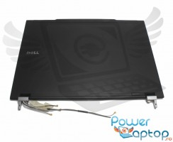 Carcasa Display Dell Latitude E4300. Cover Display Dell Latitude E4300. Capac Display Dell Latitude E4300 Neagra