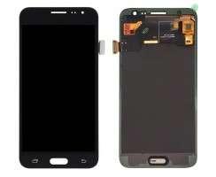 Ansamblu Display LCD + Touchscreen Samsung Galaxy J3 2016 J320F Black Negru . Ecran + Digitizer Samsung Galaxy J3 2016 J320F Negru Black