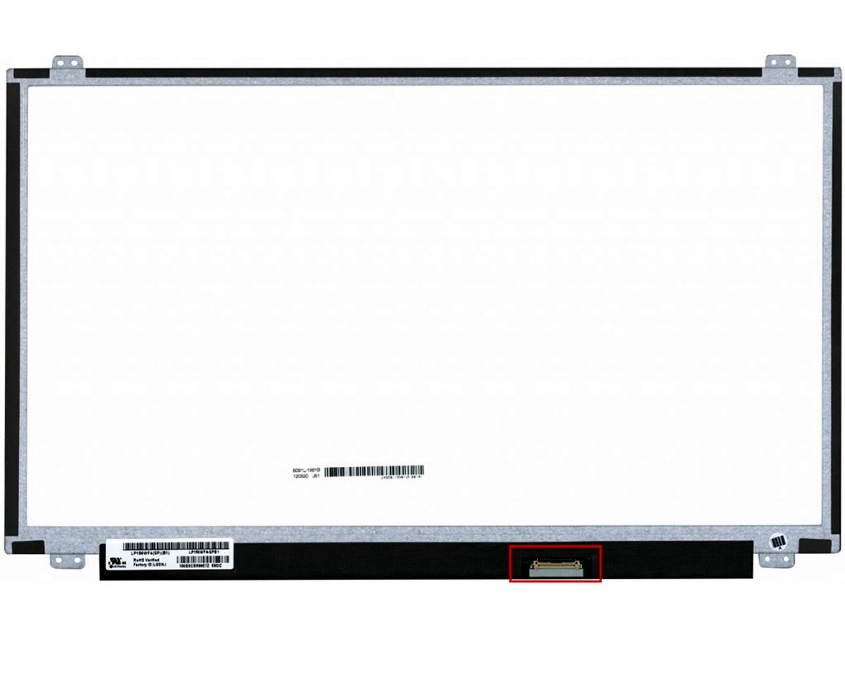 Display laptop Fujitsu LifeBook E756 Ecran 15.6 1920X1080 FHD 30 pini eDP imagine powerlaptop.ro 2021
