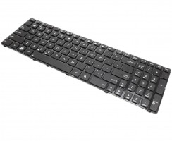 Tastatura Asus  K50IN. Keyboard Asus  K50IN. Tastaturi laptop Asus  K50IN. Tastatura notebook Asus  K50IN
