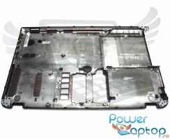 Bottom Toshiba Satellite L50 A00M. Carcasa Inferioara Toshiba Satellite L50 A00M Neagra