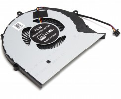Cooler procesor CPU laptop Asus FX63VM. Ventilator procesor Asus FX63VM.