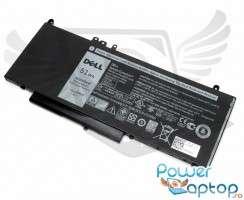 Baterie Dell Latitude 15 E5570 Originala 51Wh 4 celule. Acumulator Dell Latitude 15 E5570. Baterie laptop Dell Latitude 15 E5570. Acumulator laptop Dell Latitude 15 E5570. Baterie notebook Dell Latitude 15 E5570