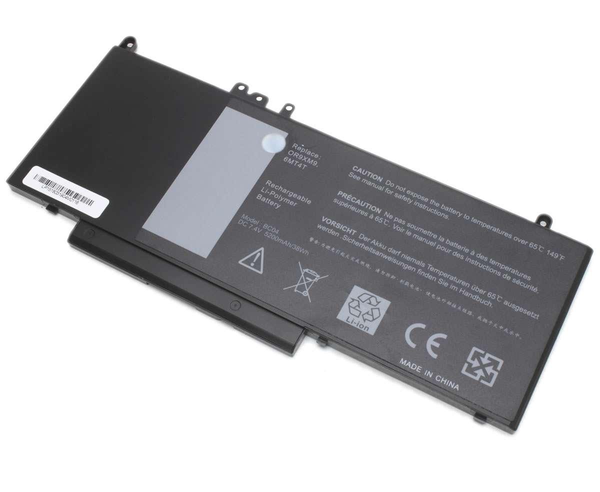 Baterie Dell  6MT4T 4 celule. Acumulator laptop Dell  6MT4T 4 celule. Acumulator laptop Dell  6MT4T 4 celule. Baterie notebook Dell  6MT4T 4 celule