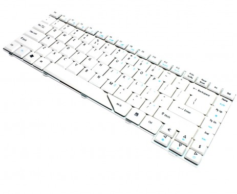 Tastatura Acer eMachines E510 alba. Tastatura laptop Acer eMachines E510 alba