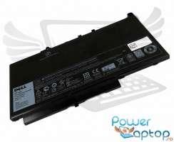 Baterie Dell Latitude E7470 Originala 37Wh. Acumulator Dell Latitude E7470. Baterie laptop Dell Latitude E7470. Acumulator laptop Dell Latitude E7470. Baterie notebook Dell Latitude E7470