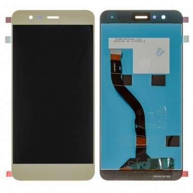 Ansamblu Display LCD + Touchscreen Huawei P10 Lite WAS-LX1A Gold Auriu . Ecran + Digitizer Huawei P10 Lite WAS-LX1A Gold Auriu