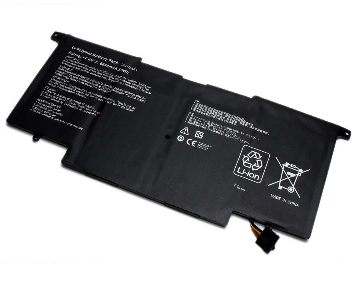 Baterie Asus C22 UX31 imagine powerlaptop.ro 2021