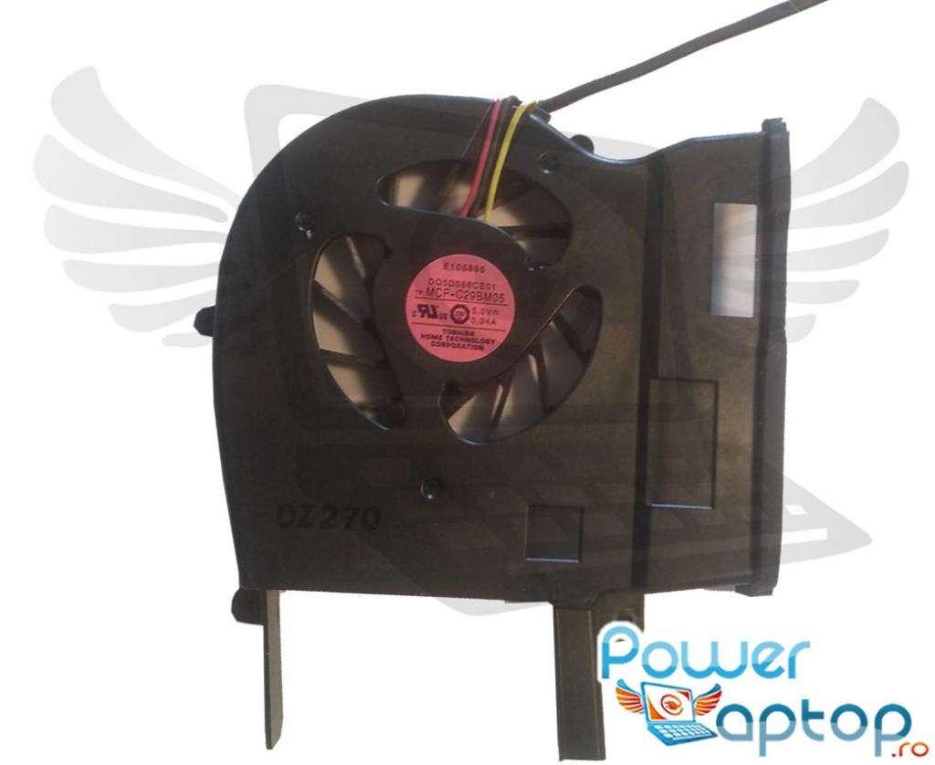 Cooler laptop Sony Vaio VGN CS25 imagine