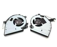 Sistem coolere laptop Asus DFS5K12304363N EP. Ventilatoare procesor Asus DFS5K12304363N EP. Sistem racire laptop Asus DFS5K12304363N EP