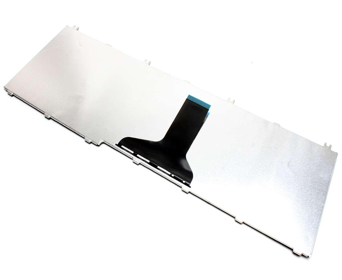 Tastatura Toshiba Satellite C665 neagra imagine powerlaptop.ro 2021