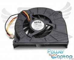 Cooler laptop Fujitsu LifeBook T2020. Ventilator procesor Fujitsu LifeBook T2020. Sistem racire laptop Fujitsu LifeBook T2020