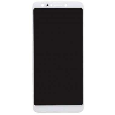 Ansamblu Display LCD  + Touchscreen Asus Zenfone 5 Lite ZC600KL White Alb. Modul Ecran + Digitizer Asus Zenfone 5 Lite ZC600KL White Alb