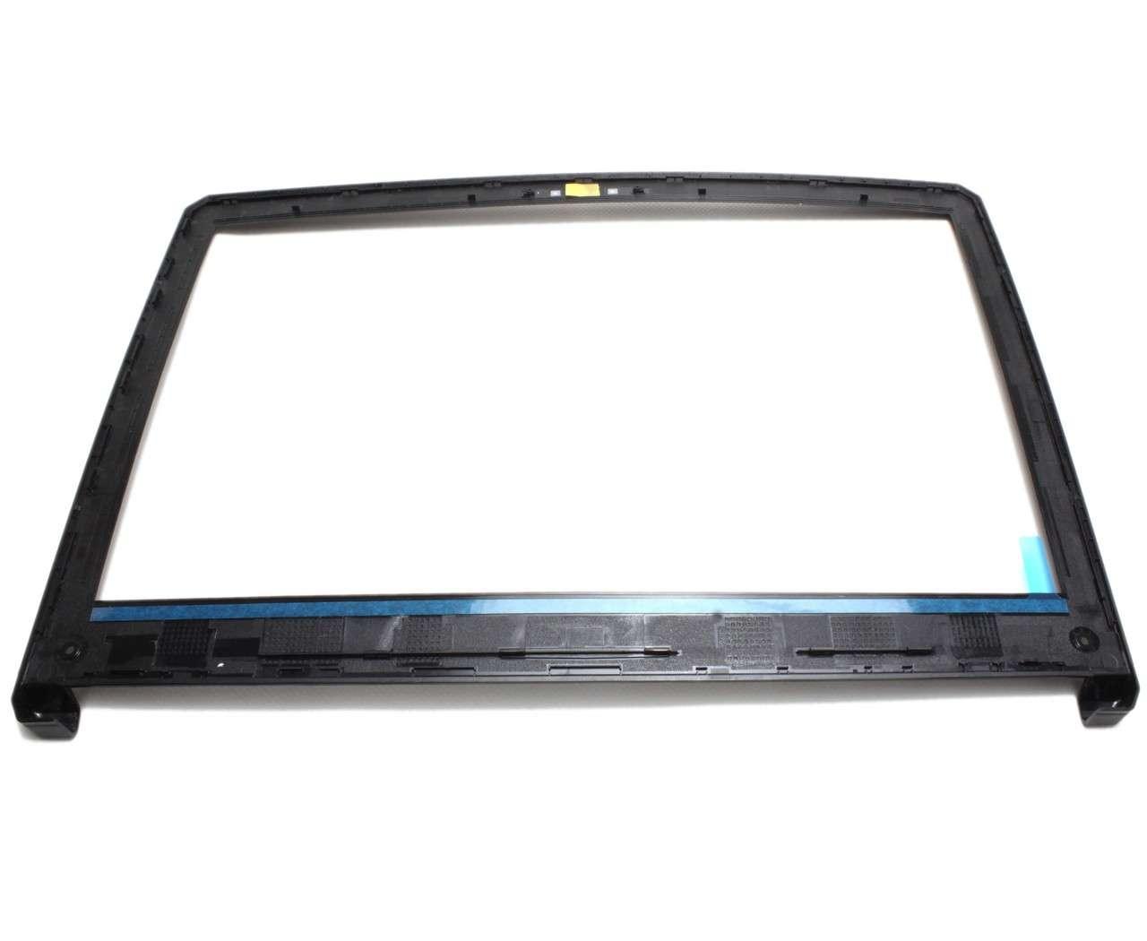 Rama Display Asus FX504 Bezel Front Cover Neagra imagine powerlaptop.ro 2021