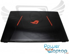 Carcasa Display Asus ROG GL753VD. Cover Display Asus ROG GL753VD. Capac Display Asus ROG GL753VD Neagra
