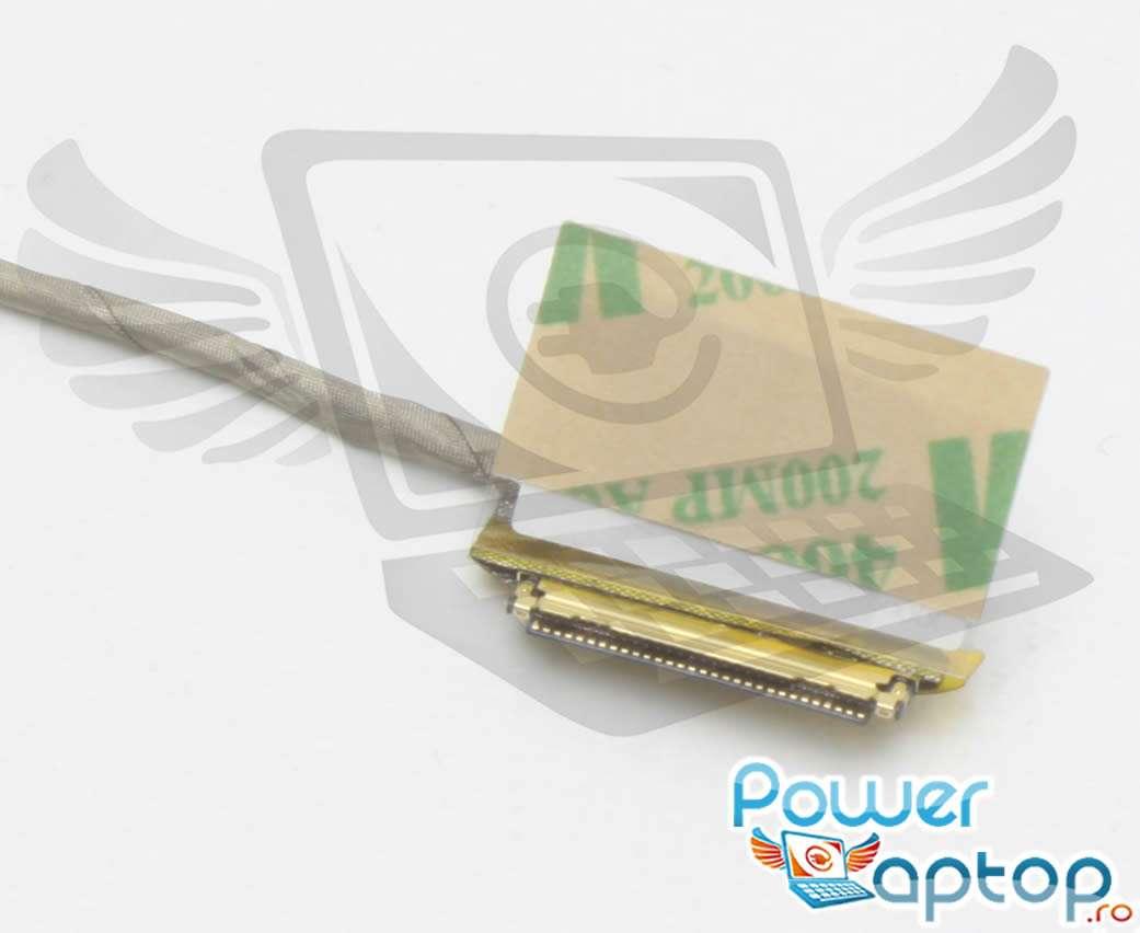 Cablu video LVDS Lenovo G50 70 cu placa video integrata imagine