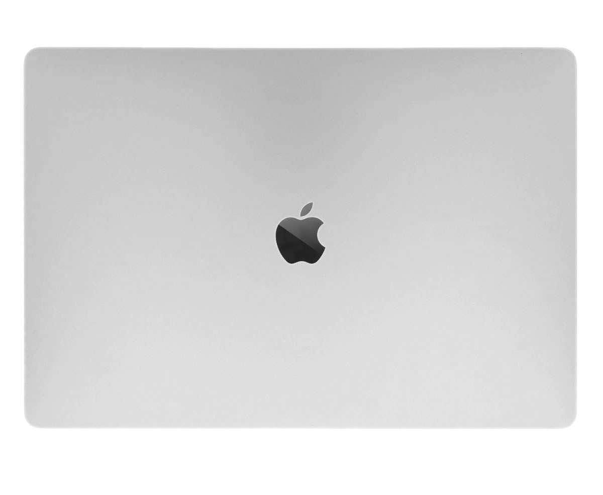 Ansamblu superior display si carcasa Apple MacBook Pro Retina 15 A1990 2018 Silver imagine