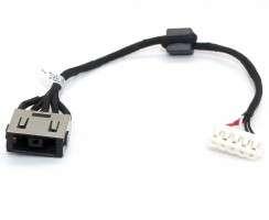 Mufa alimentare Lenovo Ideapad 80NV cu fir . DC Jack Lenovo Ideapad 80NV cu fir