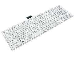 Tastatura Toshiba  9Z.N7USC.A08 Alba. Keyboard Toshiba  9Z.N7USC.A08 Alba. Tastaturi laptop Toshiba  9Z.N7USC.A08 Alba. Tastatura notebook Toshiba  9Z.N7USC.A08 Alba
