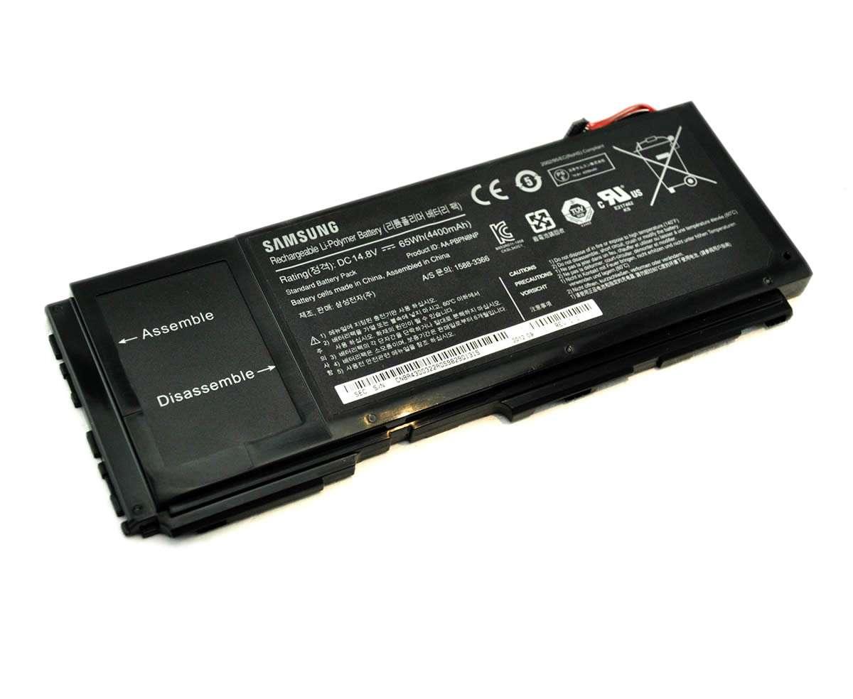 Baterie Samsung  NP700Z3A-B01SE Originala 65Wh 8 celule. Acumulator Samsung  NP700Z3A-B01SE. Baterie laptop Samsung  NP700Z3A-B01SE. Acumulator laptop Samsung  NP700Z3A-B01SE. Baterie notebook Samsung  NP700Z3A-B01SE