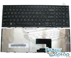 Tastatura Sony Vaio VPC-EH1S1E VPCEH1S1E neagra. Keyboard Sony Vaio VPC-EH1S1E VPCEH1S1E neagra. Tastaturi laptop Sony Vaio VPC-EH1S1E VPCEH1S1E neagra. Tastatura notebook Sony Vaio VPC-EH1S1E VPCEH1S1E neagra