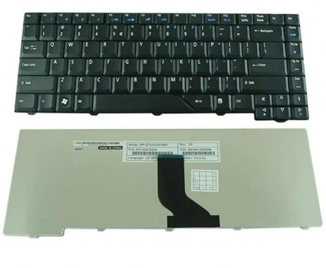 Tastatura Acer eMachines E510 neagra. Tastatura laptop Acer eMachines E510 neagra