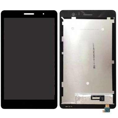 Ansamblu Display LCD  + Touchscreen Huawei MediaPadT3 8.0 KOB W09 Negru. Modul Ecran + Digitizer Huawei MediaPad T3 8.0 KOB W09 Negru