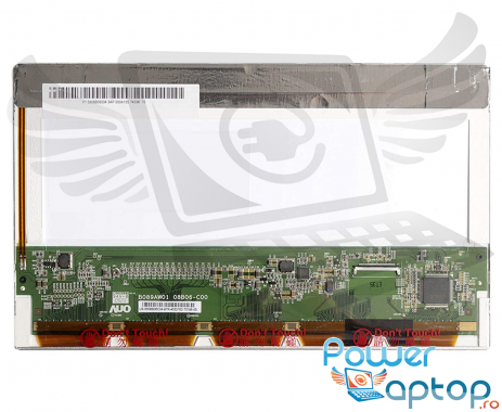"Display laptop Asus Eee PC 900 8.9"" 1024x600 40 pini led lvds. Ecran laptop Asus Eee PC 900. Monitor laptop Asus Eee PC 900"
