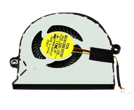 Cooler laptop Acer Aspire E5 552  8mm grosime. Ventilator procesor Acer Aspire E5 552. Sistem racire laptop Acer Aspire E5 552